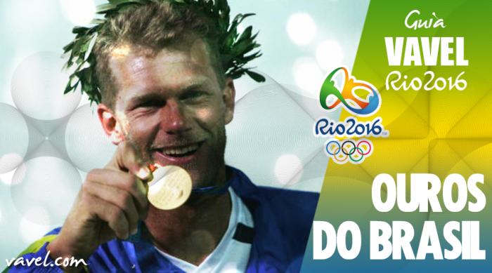 Ouro Olímpico: relembre o bicampeonato de Robert Scheidt em Atenas 2004