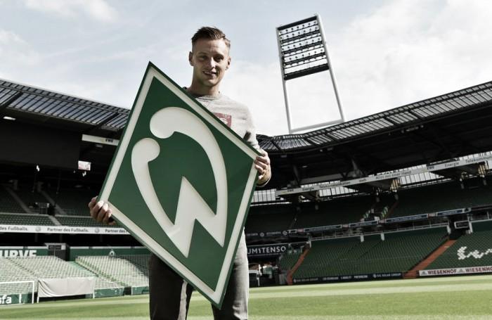 Após polêmica na final da olimpíada, Robert Bauer é apresentado no Werder Bremen