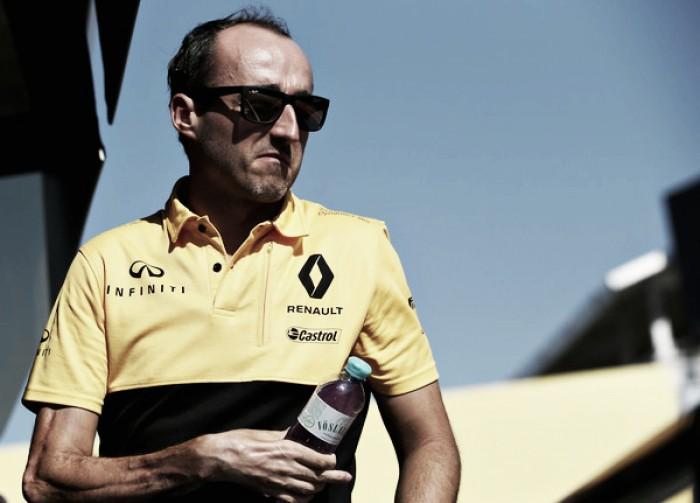 Medios franceses señalan a Kubica como compañero de Stroll para 2018
