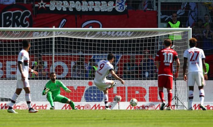 Bundes: il Bayern vince il 26° Meisterschale