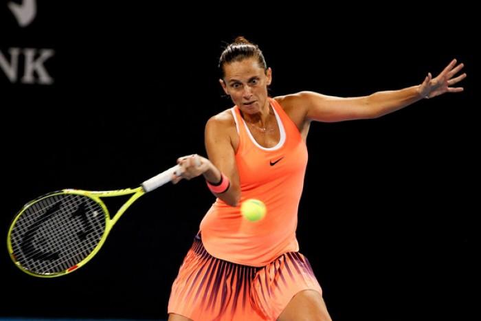 WTA - Vinci, tra dolore e fiducia