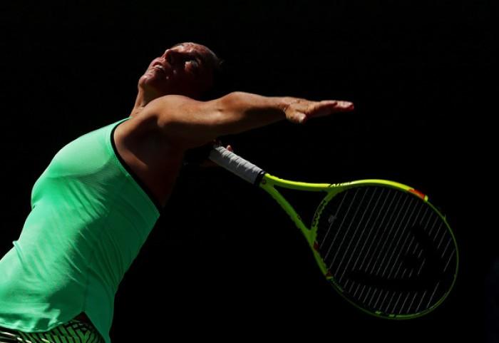 WTA - A Biel in campo Paolini e Vinci