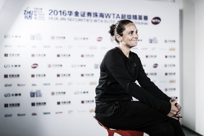 Roberta Vinci unsure about her future in tennis, will announce a definitive decision within the next weeks