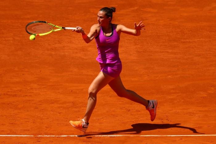 WTA Roma 2017 - Fuori la Vinci, convince la Konta