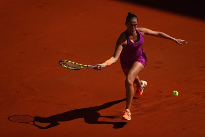 WTA Madrid - Avanza la Vinci, fuori la Errani