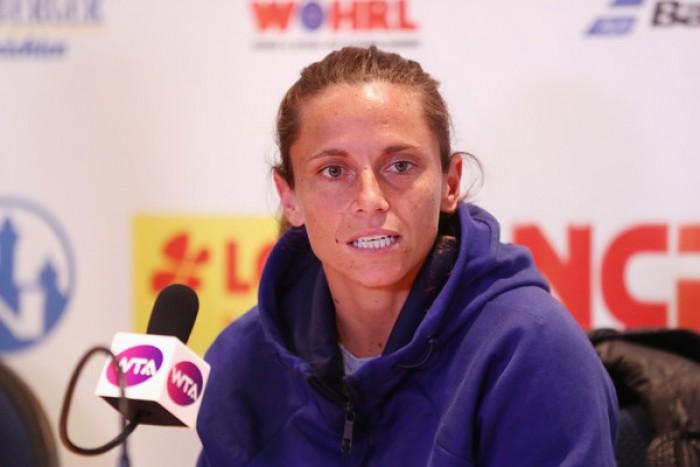 WTA - Il programma a Strasburgo e Norimberga, esordio per la Vinci in Germania