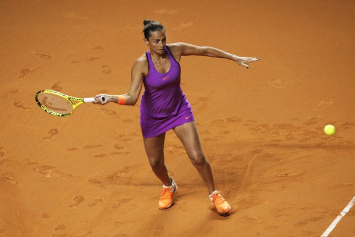 WTA Madrid - Il programma di martedì, Vinci - Halep