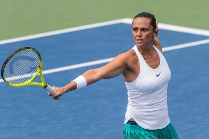 WTA Cincinnati, esordio per Roberta Vinci