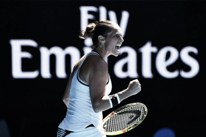 2017 Season Review: Last full-year on tour for Roberta Vinci leads to disappointment