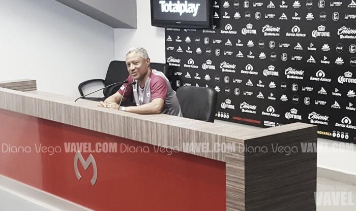 """Roberto Hernández: """"Monterrey nos va a exigir mucho"""""""