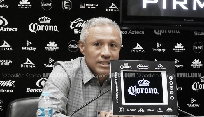 """Roberto Hernández: """"Me quedó satisfecho"""""""