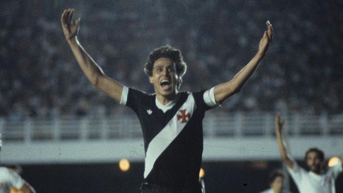 "Roberto Dinamite, le ""duc de Caxias"""