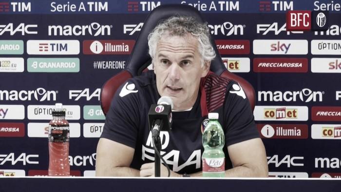 Bologna, Donadoni vuole rialzare la testa
