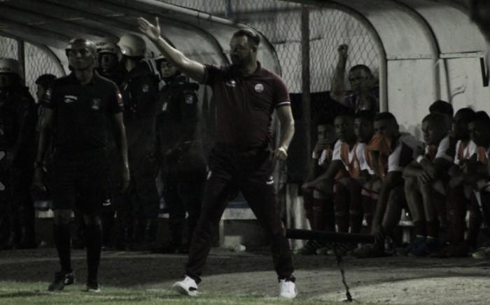 Para Roberto Fernandes, tempo de preparação foi fator principal para empate do Náutico