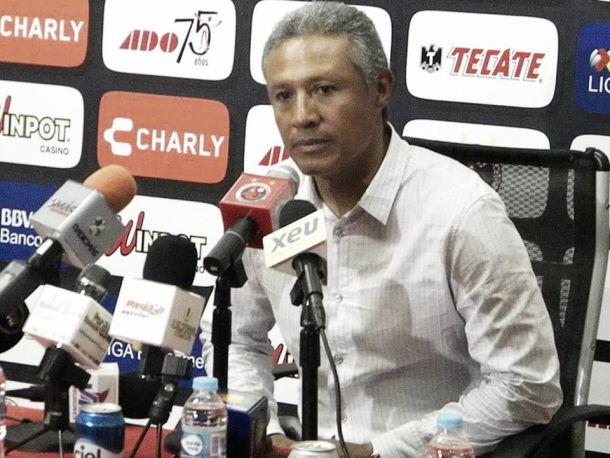 """Roberto Hernández:""""Teníamos que morirnos en la cancha"""""""
