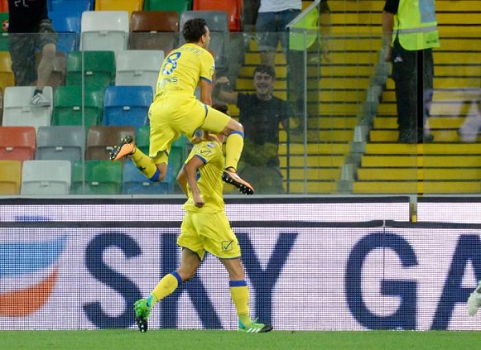 Il Chievo non fa sconti, il Cagliari cade in casa
