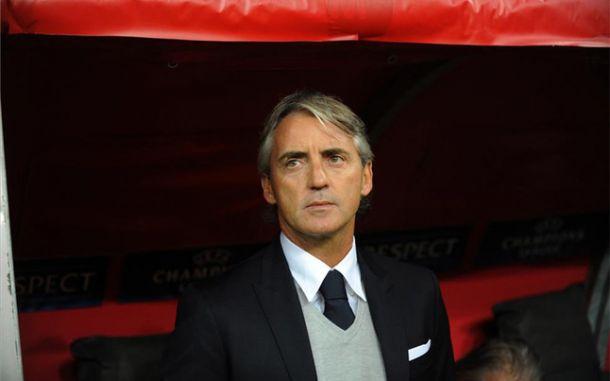 """Mancini: """"Partita particolare, la Fiorentina gioca un ottimo calcio"""""""