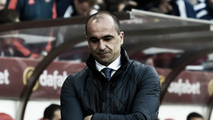 From future Barcelona boss to Goodison footnote: where did it go wrong for Roberto Martinez?