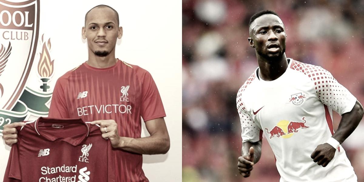Liverpool refuerza su mediocampo