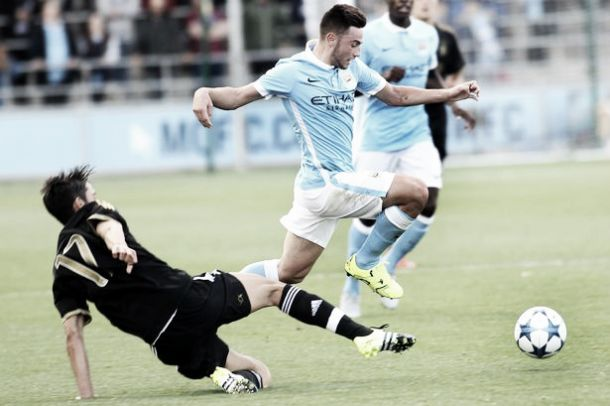 UEFA Youth League - Man City 4-1 Juventus: Young Blues relentless in attacking display