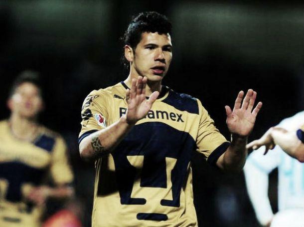 Pumas cede a Robín Ramírez al Deportes Tolima de Colombia