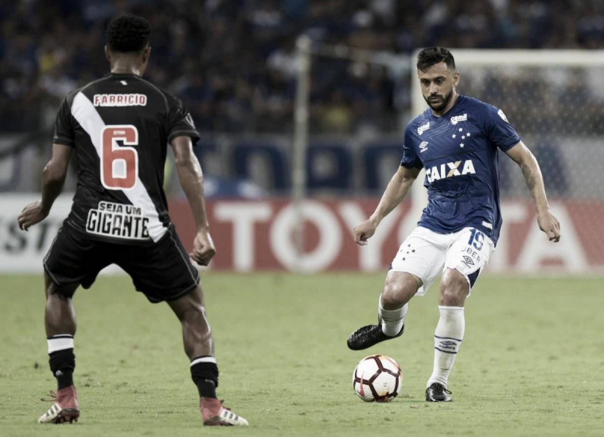 Análise: enredo do Cruzeiro contra Vasco pela Libertadores tem pouca criatividade, baixa ousadia e vaias