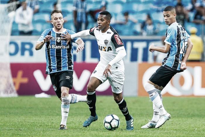 Robinho destaca Libertadores e fala em 'honrar camisa do Atlético-MG' no Brasileirão