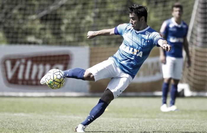 Robinho celebra recuperação e se coloca à disposição do Cruzeiro para enfrentar América-MG