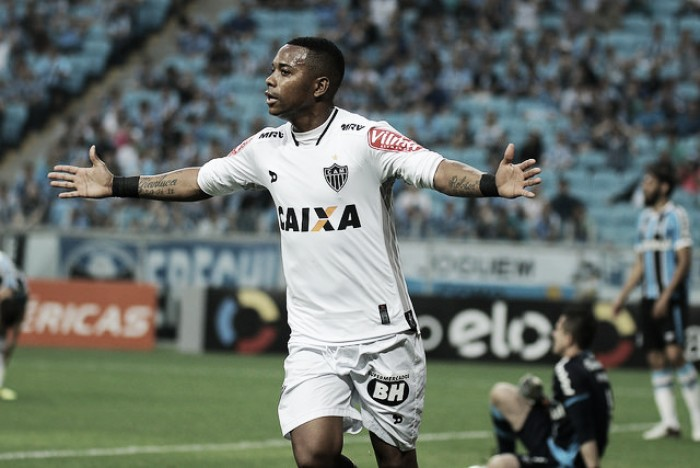 """Robinho comemora melhor marca de gols na carreira: """"Resultado disso é trabalho"""""""
