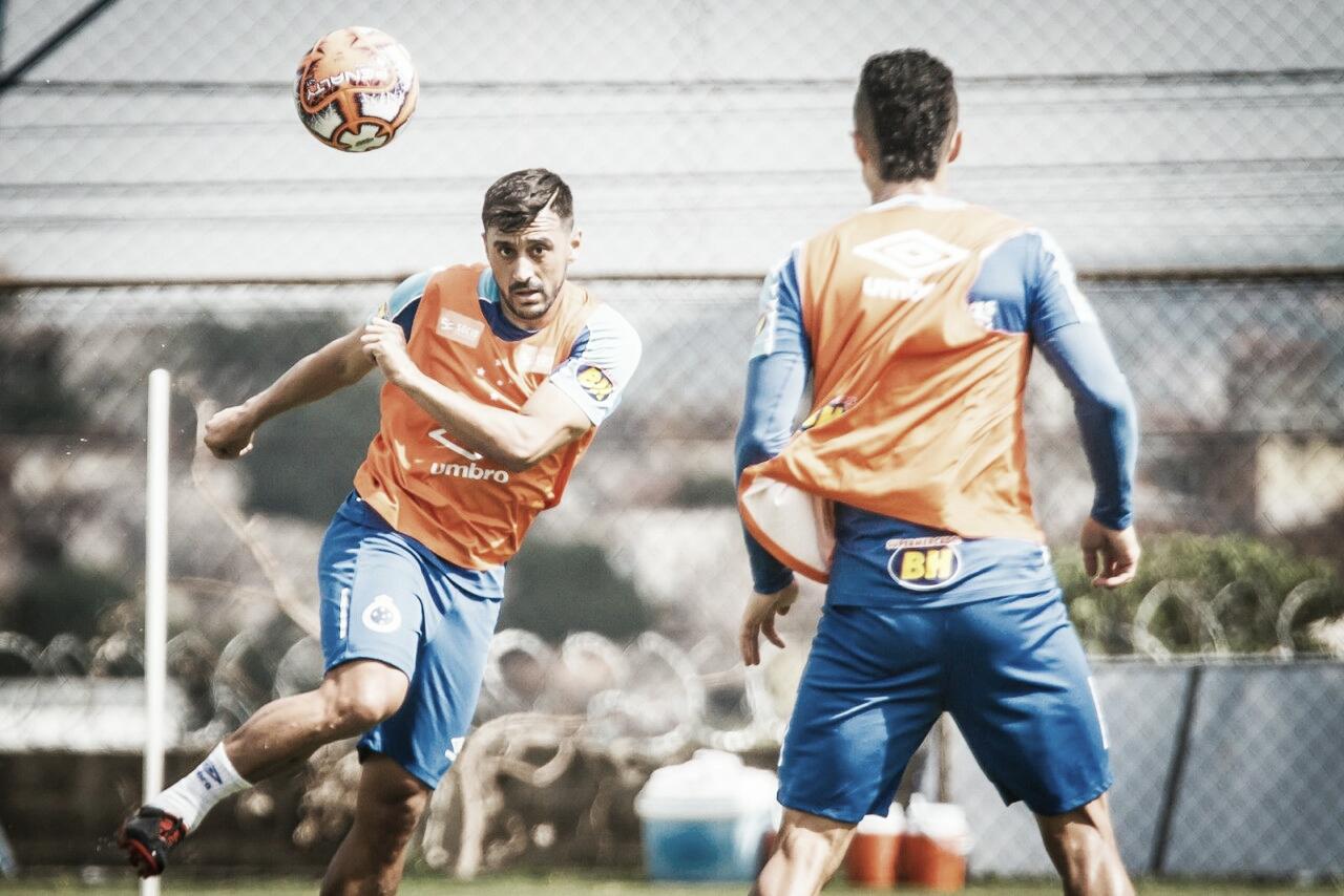 Em busca da liderança do Mineiro, Cruzeiro vai até Patos de Minas encarar a URT