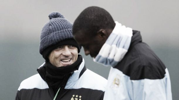 Mancini confirms interest in Yaya Touré