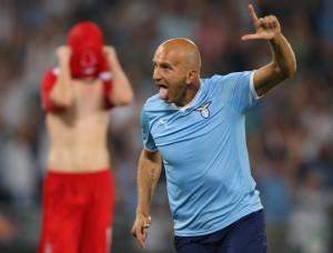 La Lazio inizia lo sprint per la Champions
