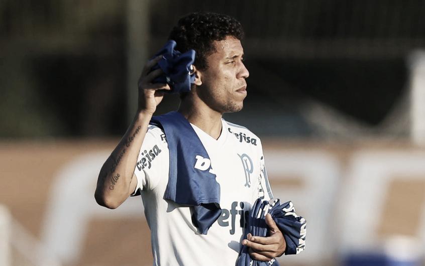 Marcos Rocha tem lesão e desfalca Palmeiras contra o Boca