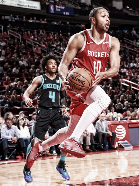 Los Rockets ganaron su noveno partido al hilo