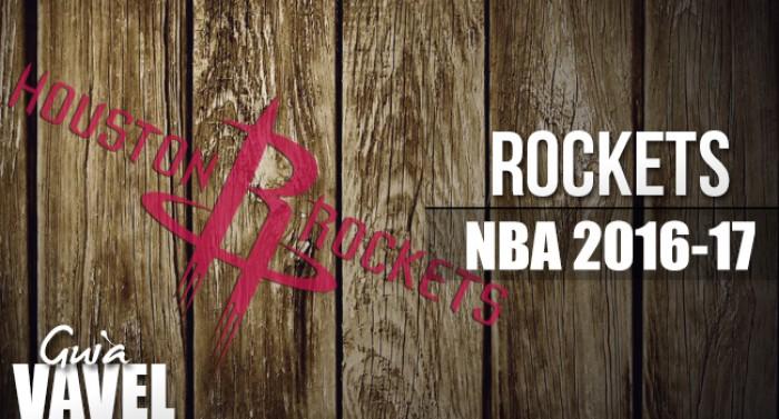 Guía VAVEL NBA 2016/17: Houston Rockets