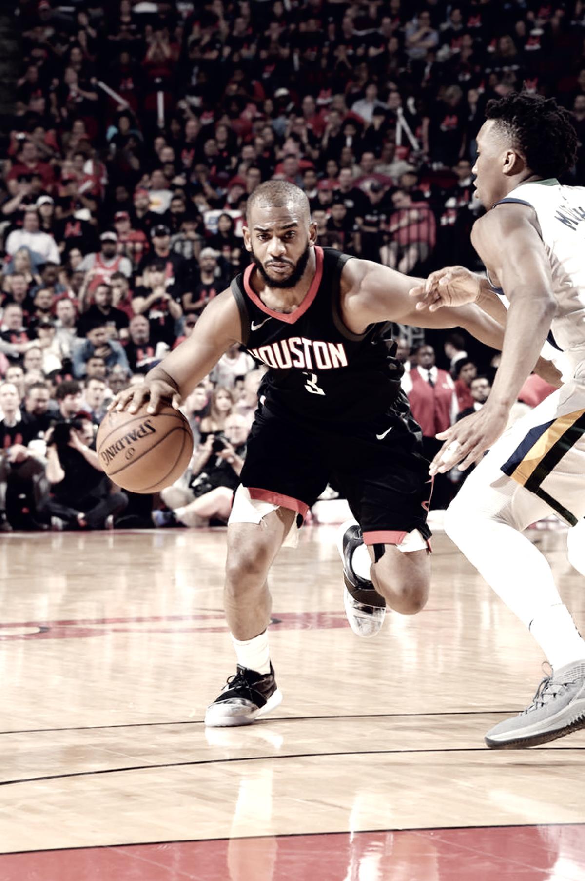 Los Rockets siguen corriendo en los PlayOff