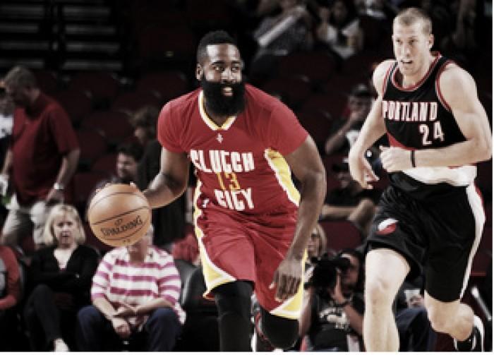 Harden vuelve a brillar y Rockets a ganar