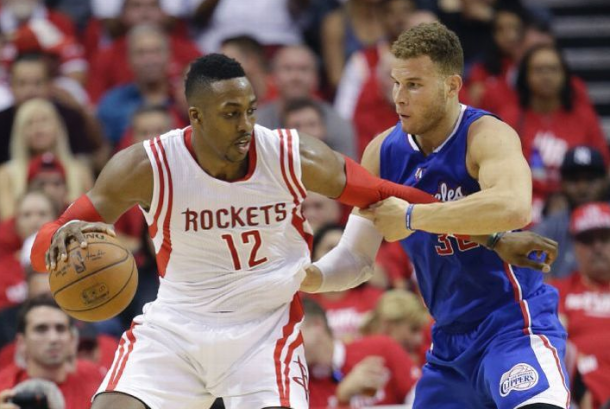 Houston Rockets - Los Angeles Clippers in 2015 NBA Playoffs (99-124)