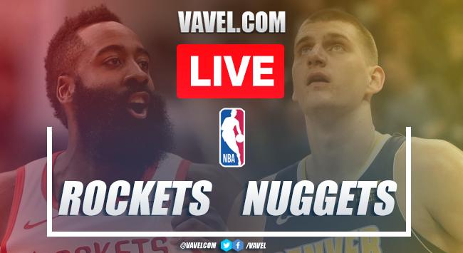 Full Highlights: Rockets 110-117 Nuggets in 2020 NBA Regular Season