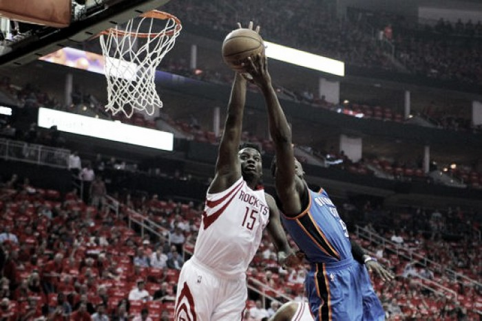 Houston Rockets come from behind to take 2-0 lead in series against Oklahoma City Thunder