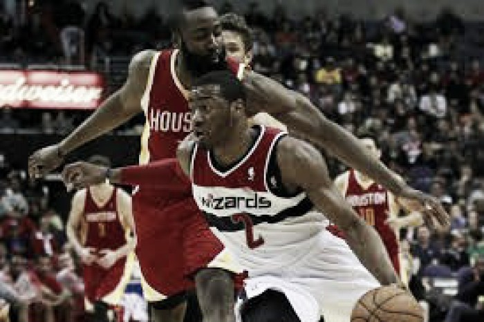Houston se recompuso contra los Wizards