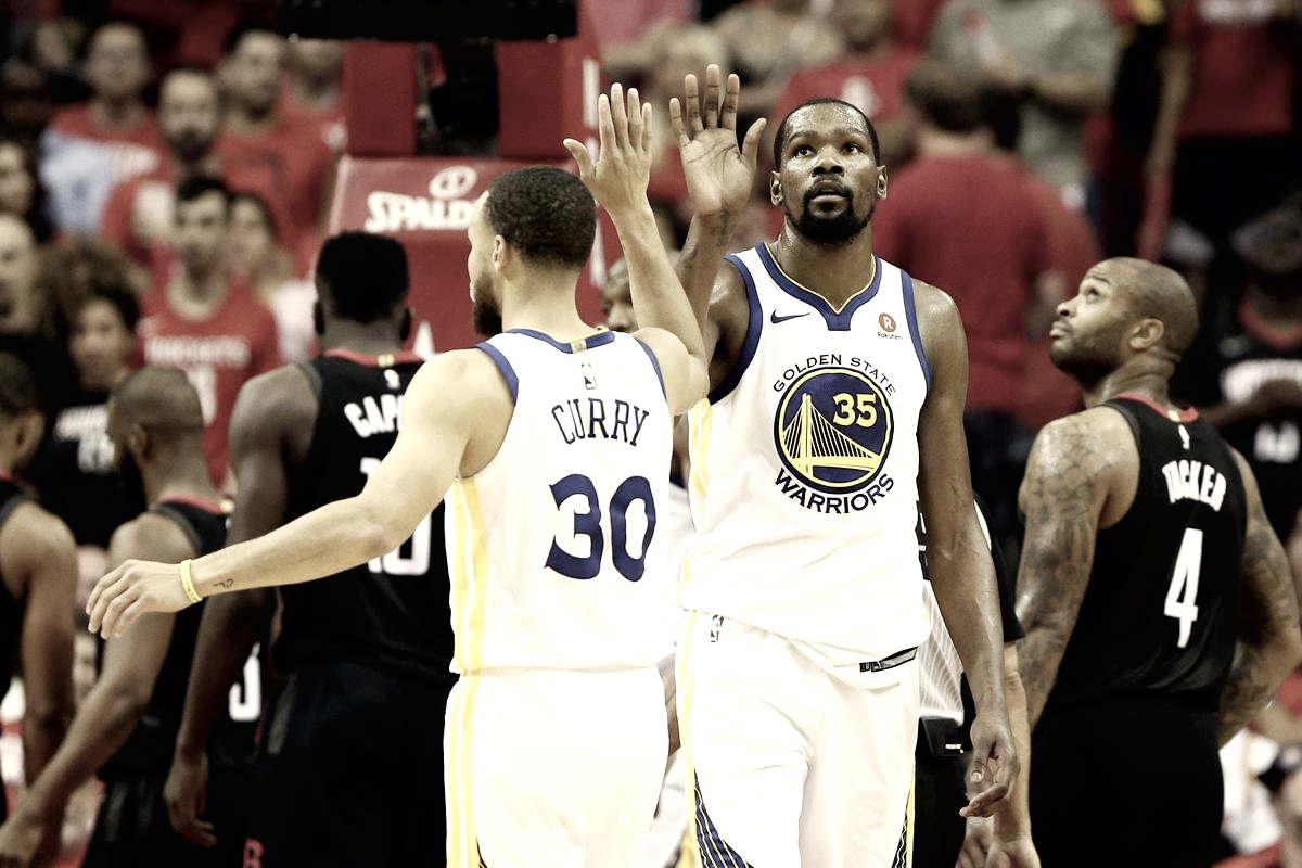 Warriors regresan a las finales