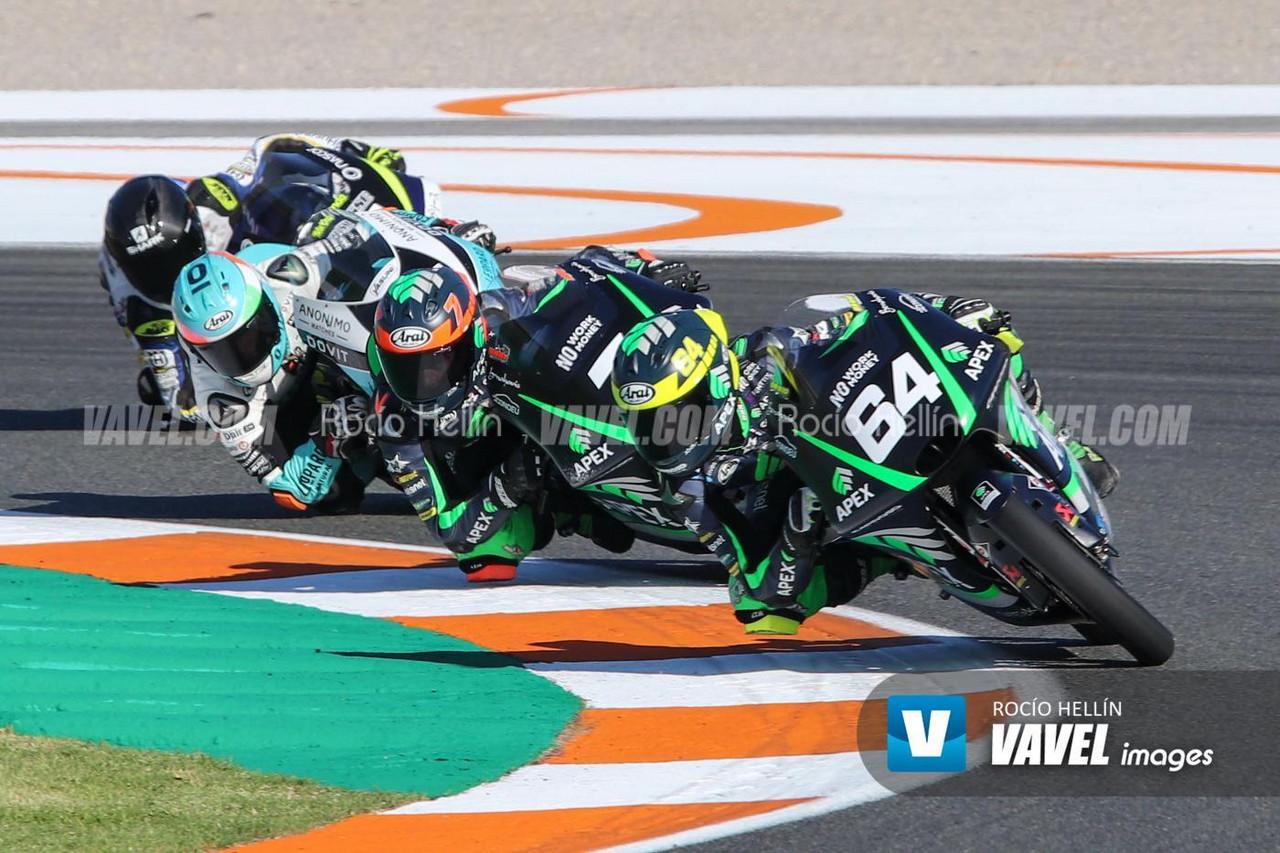 Moto3: Holgado sube a Gas Gas a lo más alto del podio en Estoril