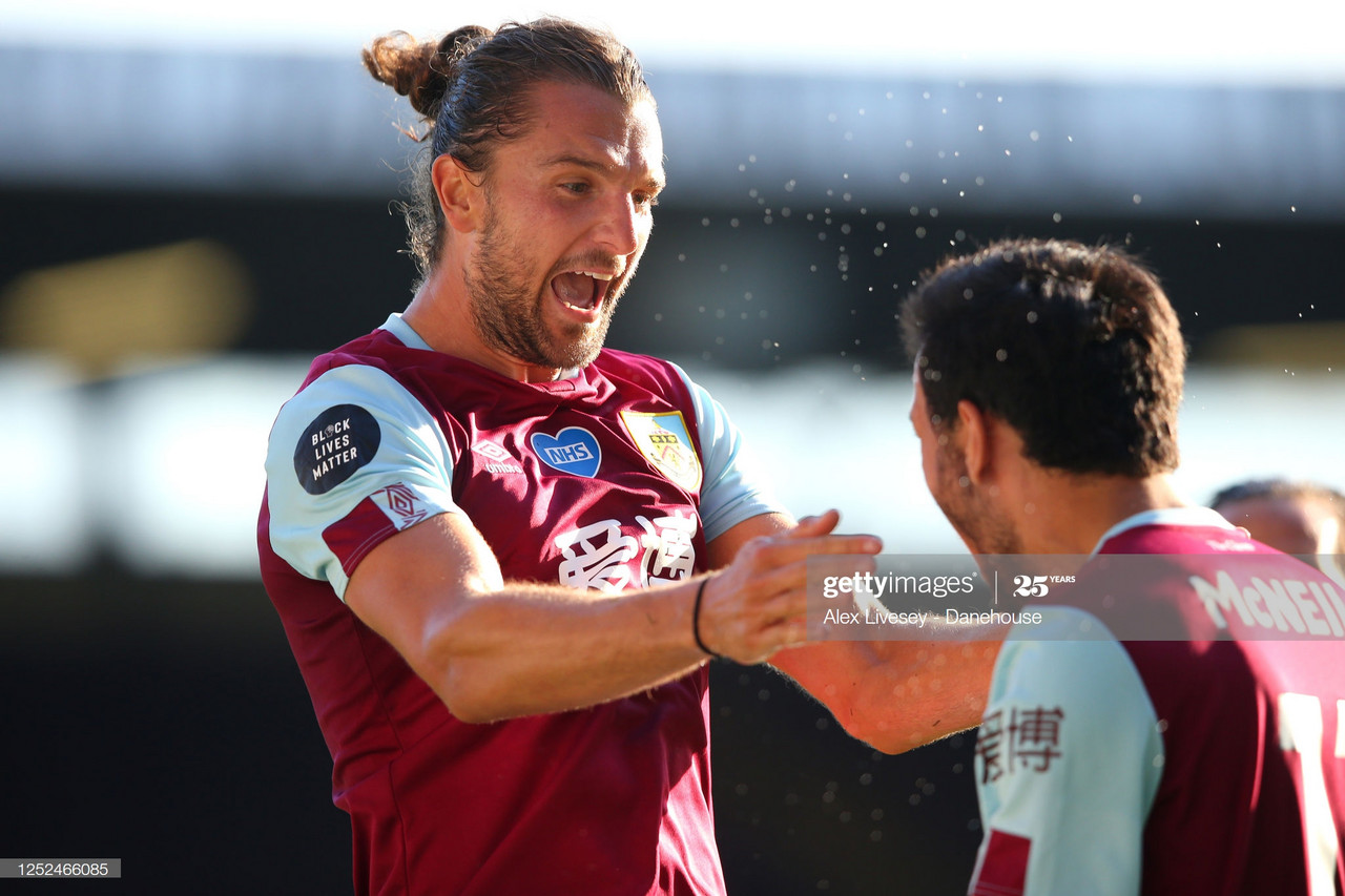 Burnley 1-0 Watford: Ruthless Rodriguez takes the points