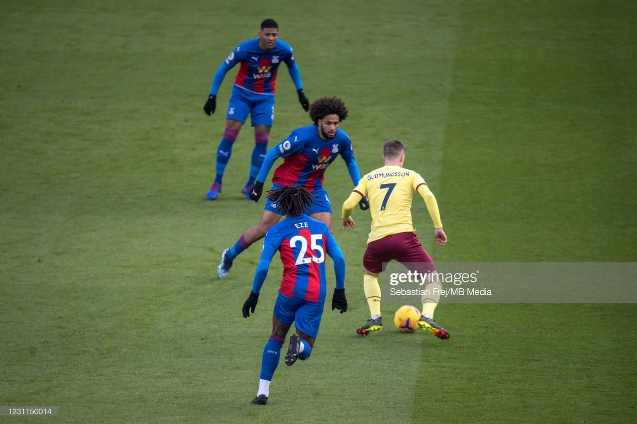 Crystal Palace 0-3 Burnley: The Warmdown