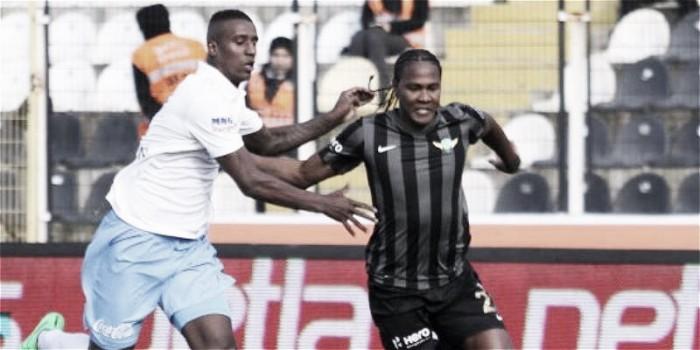 Hugo Rodallega anotó y está a tres goles de igualar a Samuel Eto´o