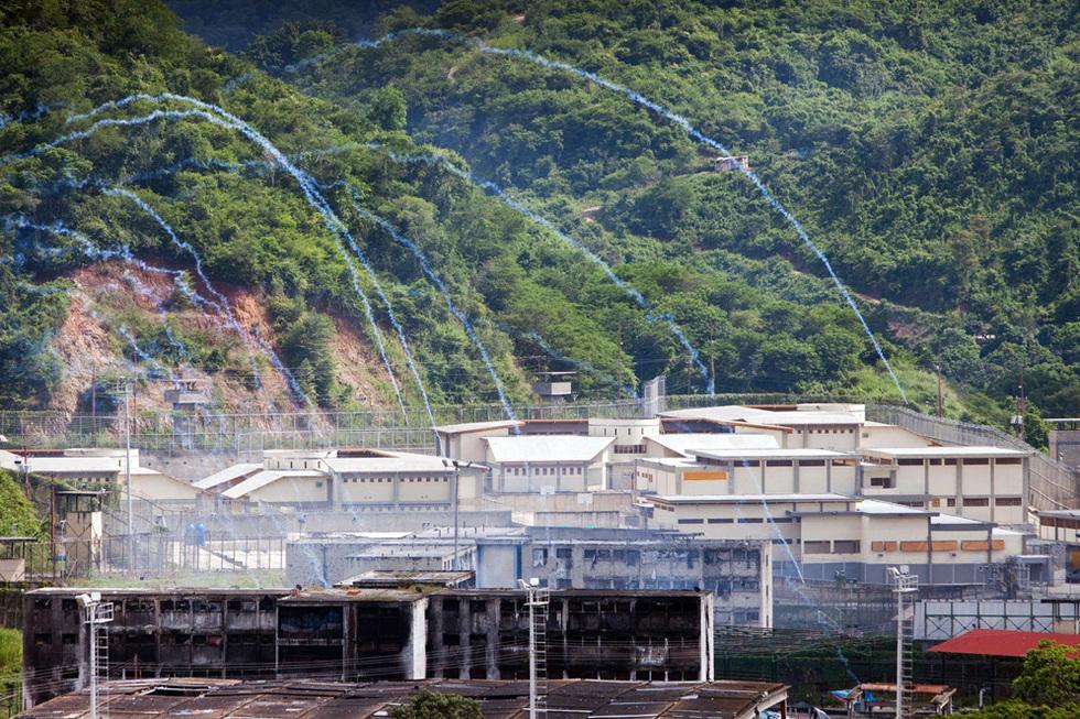 Decretado el estado de emergencia en las cárceles de Venezuela