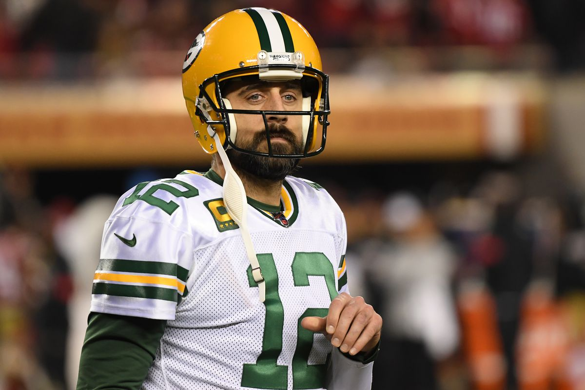The Green Bay Packers have let down Aaron Rodgers again