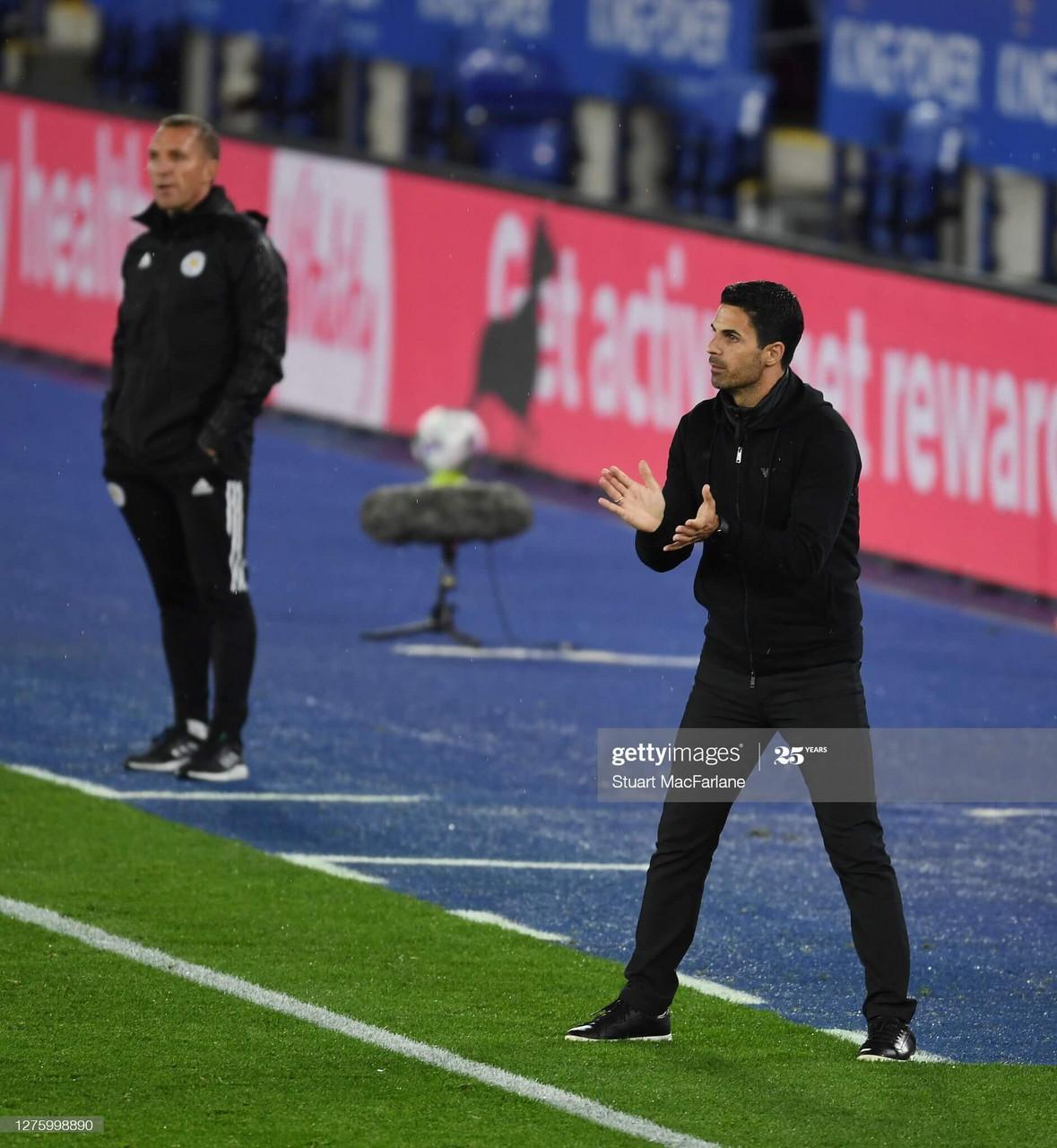 Arsenal vs Leicester City: Talking Tactics