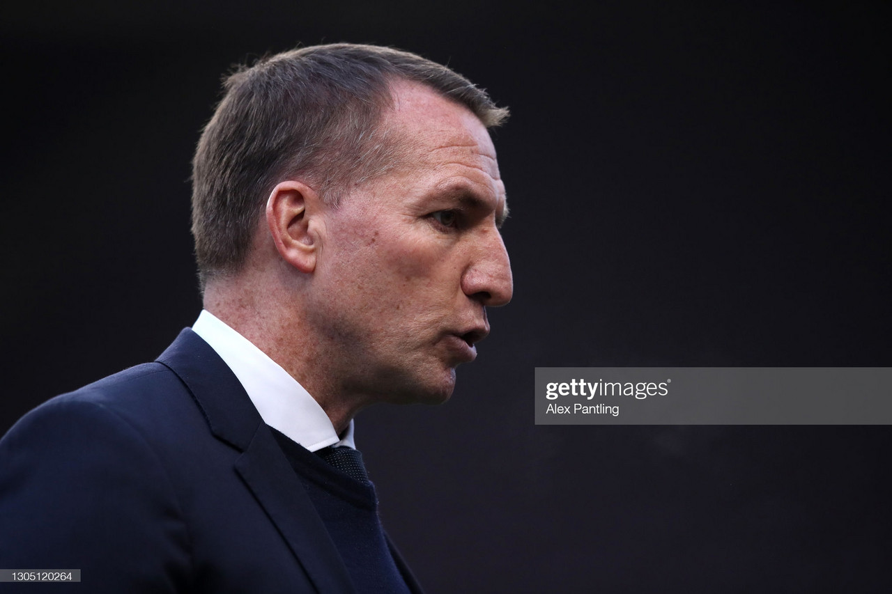 The five key quotes from Brendan Rodgers' pre-Brighton press conference